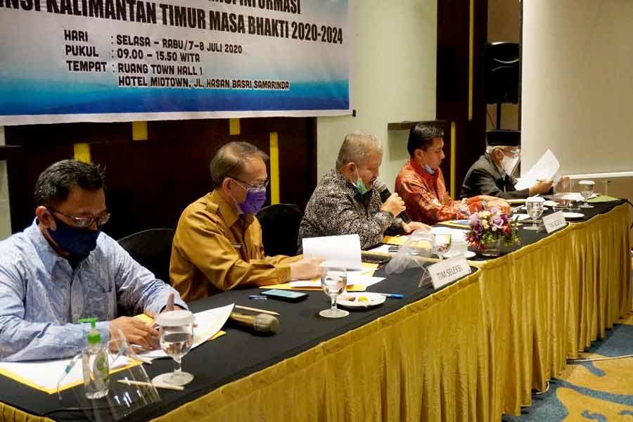 Inilah 10 Besar Nama Calon Komisioner Komisi Informasi Kalimantan Timur