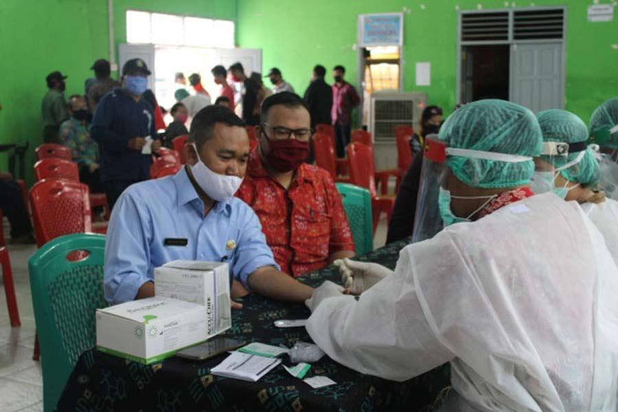Kamis Esok, Desa Loa Duri Ulu Akan Gelar Rapid Tes Gratis Bagi Warganya