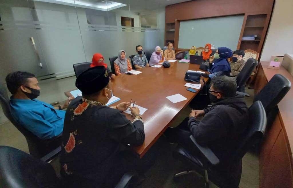 Sekretariat Pemkab Kukar Gelar Sosialisasi Perbaikan Risalah Audit Kerasipan Internal.