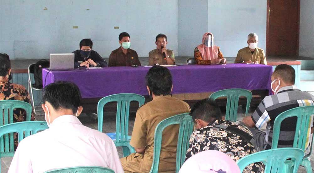 Dinas Kominfo Kukar Gelar Sosilaisasi Di Kecamatan Muara Kaman
