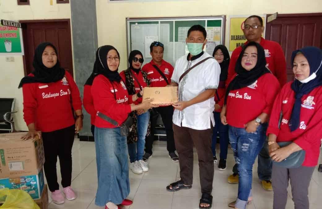 Salut, Meski Baru Beberapa Bulan Hadir, KPK Langsung Beri Bantuan Kepada Warga Desa Tunjungan