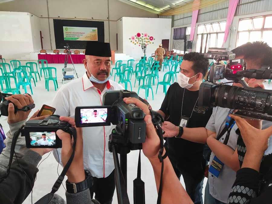 Gelar Rakor TJSP di Kembang Janggut, Bupati Kukar Apresiasi Sejumlah Perusahaan Yang Terlibat.