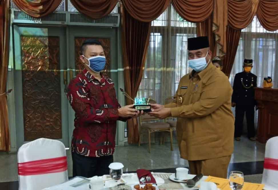 Dikunjungi Wakil Menteri, Bupati Kukar Edi Damansyah Curhatkan Ini