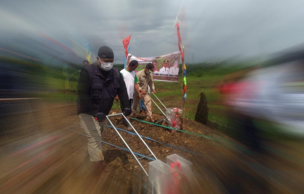 Dukung Ketahanan Pangan Nasional, Edi Damansyah Galakkan Revolusi Jagung