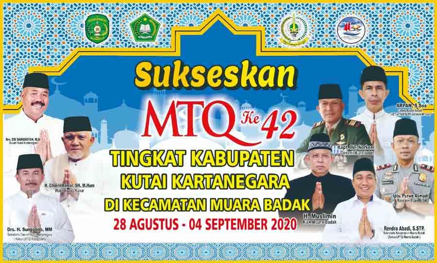 Pelaksanaan MTQ ke 42 Tingkat Kabupaten  Ditunda, Ini Alasannya
