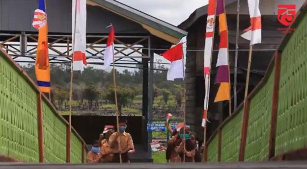 Selangkah Lagi Menjadi Juara Satu, Ayo Warga Kaltim Vote Video Semangat Cinta Indonesia dari Pedalaman Kalimantan