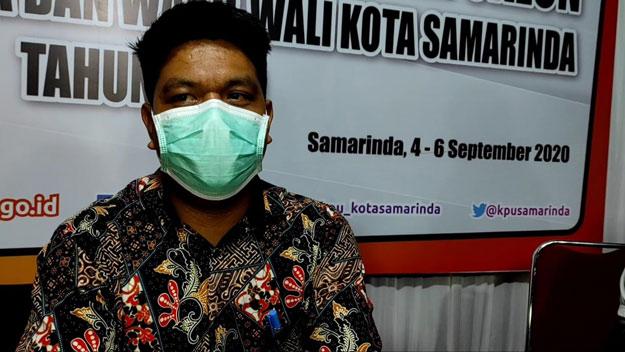3 Pasangan Bakal Pasangan Calon Walikota dan Wakil Walikota Samarinda Lolos Verifikasi Berkas