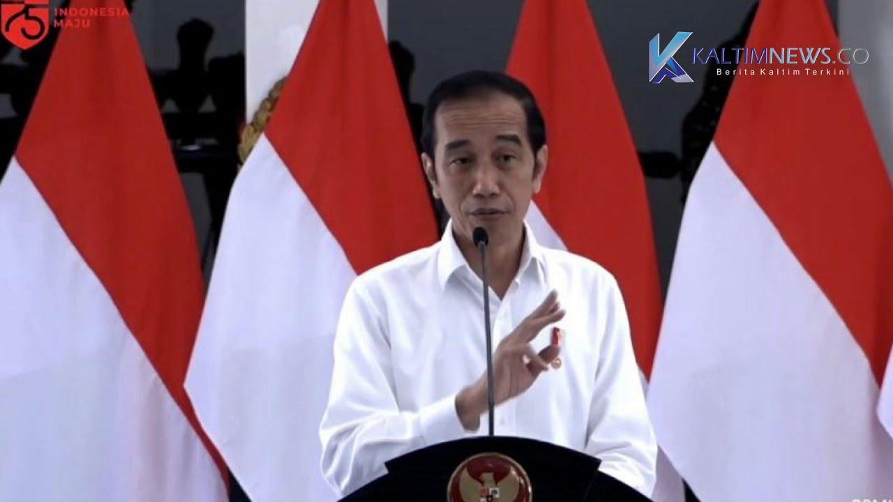 Lebih Dari 105 Ribu UKM di Kaltim Dapat Bantuan Dari Jokowi